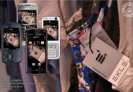Nokia S60 theme – EKLE
